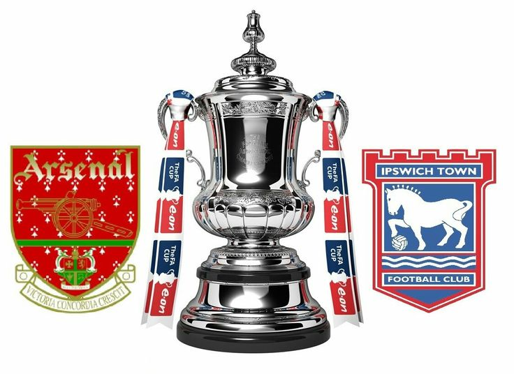 Arsenal 0 Ipswich Town 1 in May 1978 at Wembley. A goal by Roger Osborne settled the FA Cup Final.