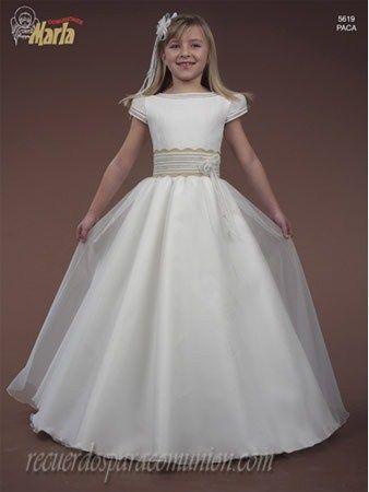vestidos+primera+comunión | vestidos de comunion para niñas novias trajes de primera comunion ...