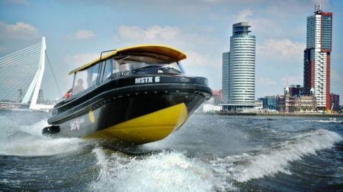 Plan uw reis - Watertaxi Rotterdam