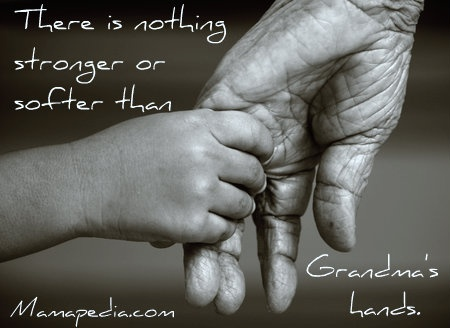 Image result for grandma holding my hand