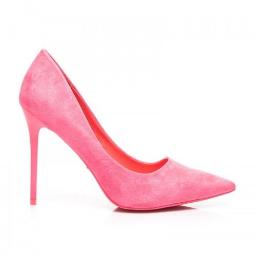 Dámské lodičky Visy růžové – růžová Nechte se svést elegancí, barvou a jednoduchostí! Těmito univerzálními lodičkami nikdy nic nezkazíte a stanou se oblíbenou součástí vaším formálních či neformálních příležitostí. Klasický střih a klasická špička Vám …