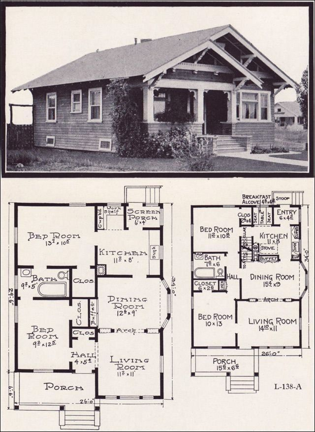 1940 Bungalow House Plans Beautiful 1920s Craftsman Bungalow House Plans Craftsman Bungalow House Plans Craftsman House Plans Bungalow Style House Plans