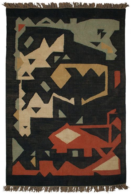 This needs to be on a Kimono. which then needs to be on my body. Kilim--Aztec-Playground-[1500px]