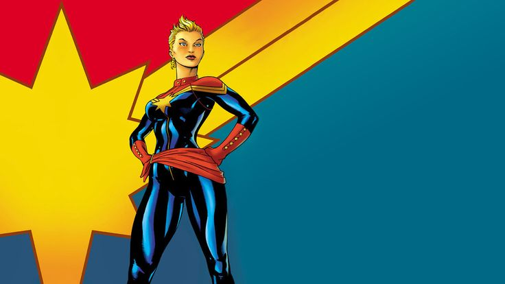 Here's What You Need to Know to Become a Captain Marvel Fan Before Her Movie Comes Out - Are you excited for the recently announced Captain Marvel movie? Get ready to be even more excited!