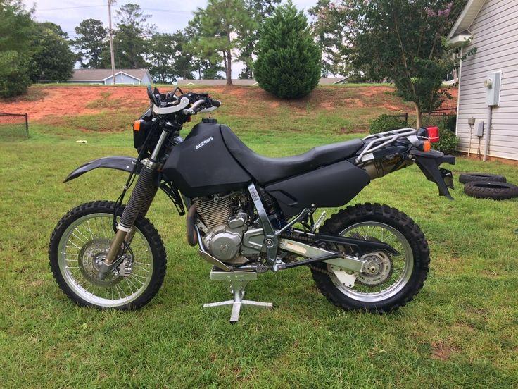 2008 Suzuki DR 650SE Price And Modification Picture