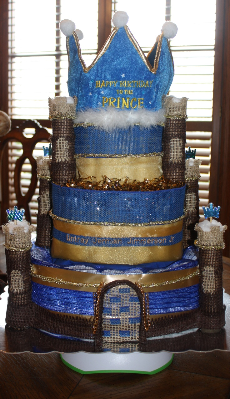 best 25+ castle diaper cakes ideas only on pinterest | diaper