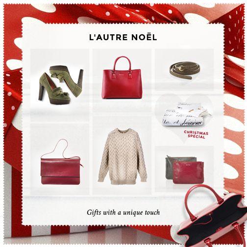 #gift #Christmas #lautrechose #natale #noel #fashion #inspiration #style