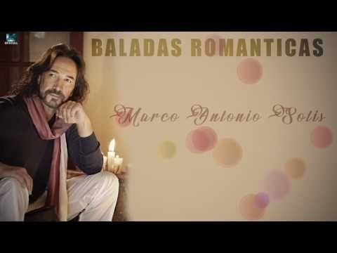 Marco Antonio Solís Sus Mejores Baladas Románticas || Marco Antonio Solí...