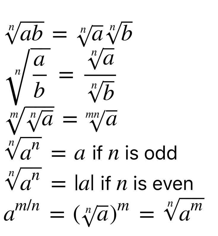 Surds Rules Rules Of Surds Surds Math Maths Math Math Methods Studying Math