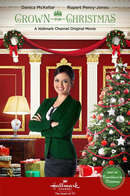 Its a Wonderful Movie - Your Guide to Family Movies on TV: Hallmark's 'Crown For Christmas' starring Danica McKellar and Rupert Penry Jones