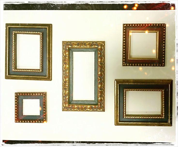 Las 25 mejores ideas sobre espejos enmarcados en for Marcos plateados para espejos