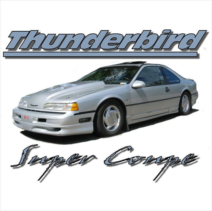 Ford 2 3 Turbo T Bird: 24 Best Images About Thunderbird Sc On Pinterest