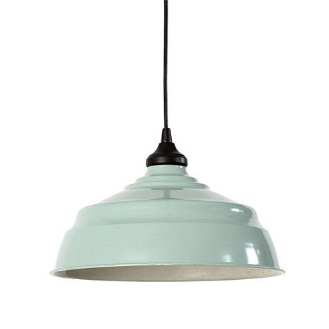 This option simply attaches into your ceiling like a standard hardwired pendant and includes a shade. Hardwire Light Adapter with Large Industrial Metal Shade.
