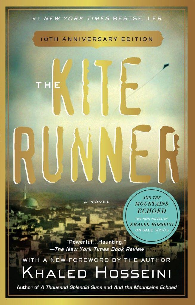 Kite Runner by Khaled Hosseini 38 best