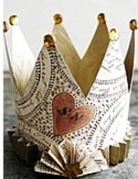 17 Best ideas about Paper Crowns on Pinterest | Paper dolls, Wire ...