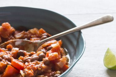 Quick home-made baked beans – Recipes – Bite