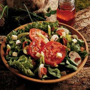 fresh salads recipes with pictures | Garden Fresh Salad Recipe | Taste of Home Recipes