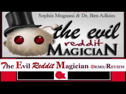 "Learn The Closely Guarded Secret Loophole Traffic Source That Generates 8.19 Billion Targeted Buyer Audience A Month For Your Products And Services...   So. How Can I Learn to Get my own Reddit Marketing Success?   Each Section of the ""Evil Reddit Magician"" is Designed to Make You a Reddit Marketing Ninja so you…"
