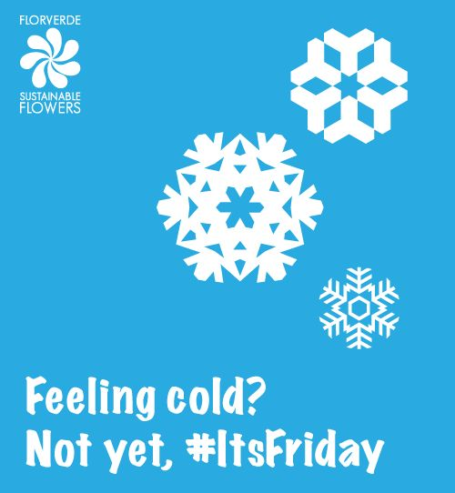 Warm up your weekend! #ItsFriday
