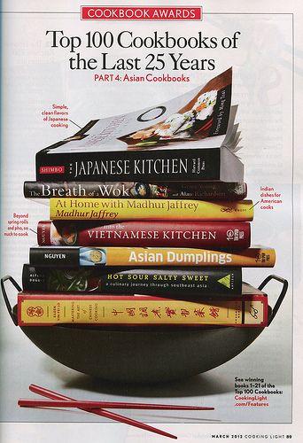 "Top 100 Cookbooks of the Last 25 Years - ""Into the Vietnamese Kitchen""...best Vietnamese cookbook ev-vur!!! (from www.vietworldkitchen.com)"