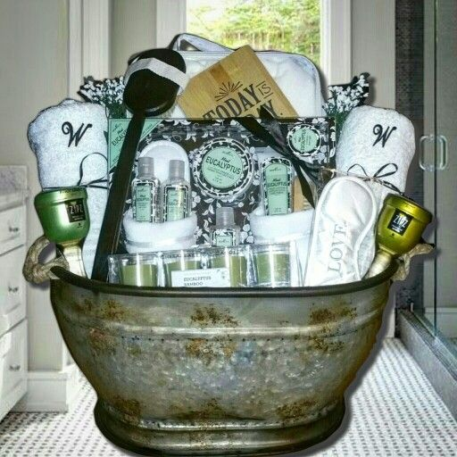 Wedding Gift Basket Items : Bridal Shower Gift Basket Zotorius Creations Gift Baskets, LLC Bridal ...