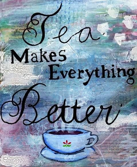 241 Best Tea Quotes Images On Pinterest