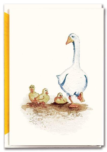 Original Crown Mill, Belgium - Blank Ducklings #FIRSTE5421