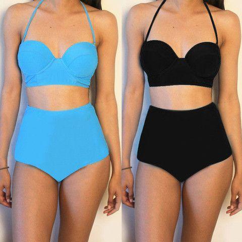 Monroe High Rise Bikini