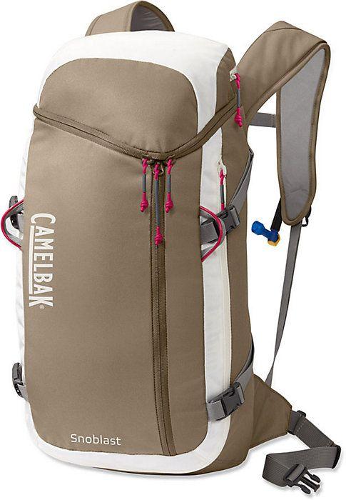 CamelBak Snoblast Pack - Winter Camelbak - Ski and Snowboard Bags - Christy Sports