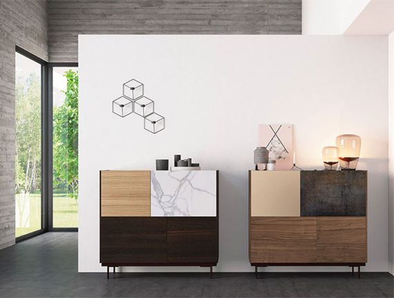 M s de 1000 ideas sobre salones r sticos en pinterest for Mueble buffet moderno