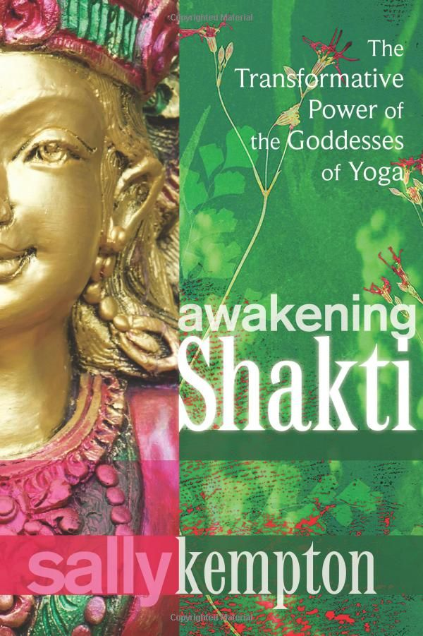 Finally finally opening this one : Awakening Shakti by Sally Kempton