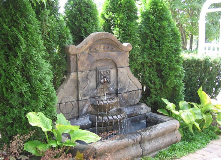 248 Best Images About Water Features On Pinterest | Gardens