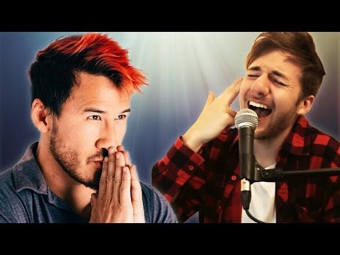"""""""MARKIPLITE"""" - A Markiplier Song Parody of Ride by twenty one pilots <--- Robert how did u get on my dash? Anyway RobertIDK is great & makes great stuff go check him out on YouTube"""