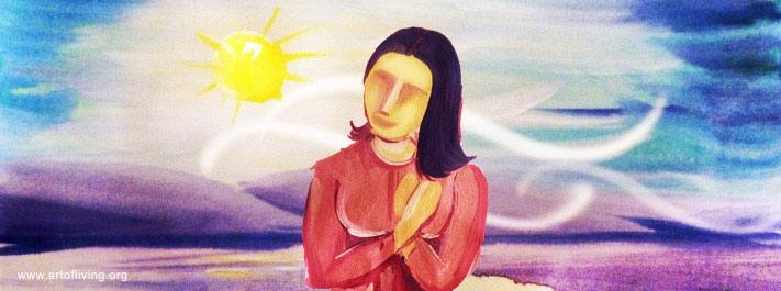 #Meditation is like a breath of fresh air or the first ray of sunlight on your face