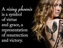 phoenix tattoo meaning - Google Search