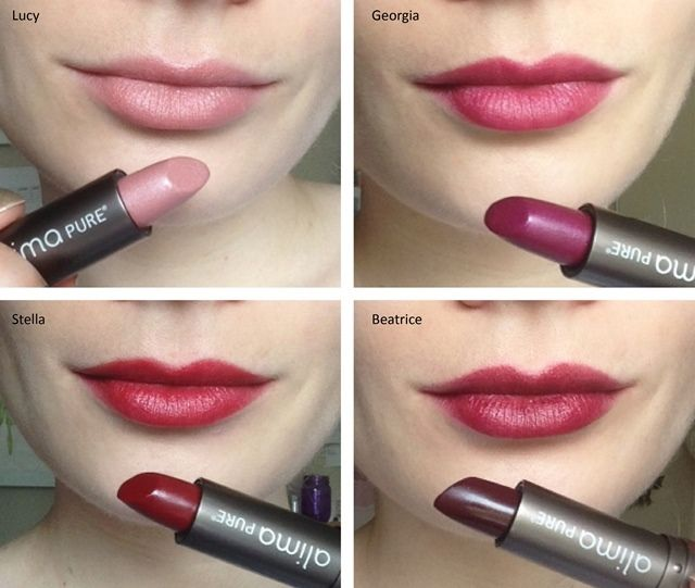 What better way to start our morning than with a lovely review of our Velvet Lipstick from Sweet Violet Beauty?