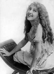 Bessie Love (September 10, 1898 – April 26, 1986) was an American motion picture actress who achieved prominence mainly in the silent films and early talkies. With a small frame and delicate features, she played innocent young girls, flappers, and wholesome leading ladies. Her role in The Broadway Melody earned her a nomination for the Academy Award for Best Actress.