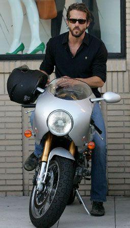 Brad Pitt as Steve Mcqueen? - Triumph Forum: Triumph Rat ...
