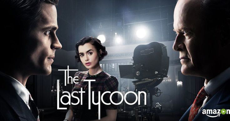 'The Last Tycoon' trailer brings Matt Bomer to Amazon, and 1930s Hollywood suits him just fine
