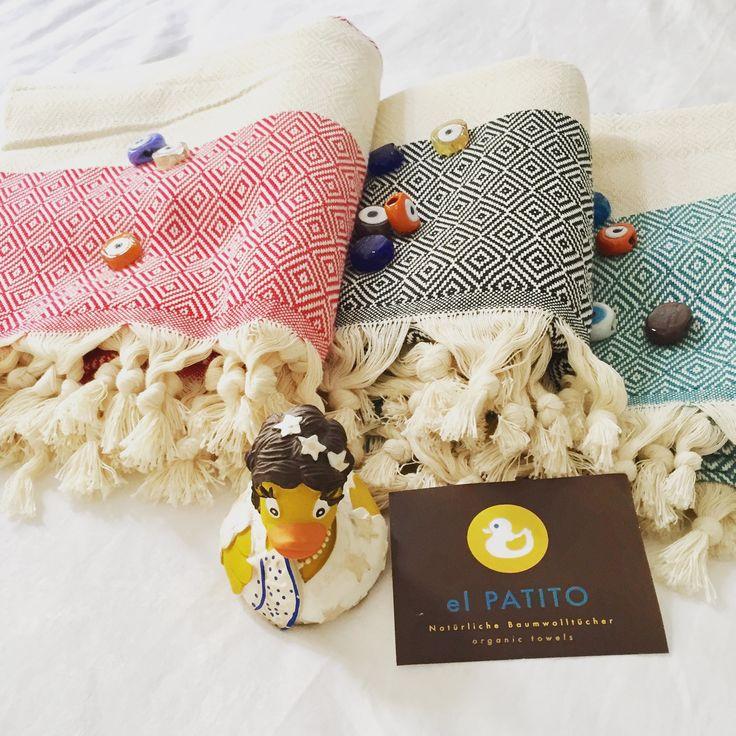 Bath Towel- Traditional Turkish Hand Loomed Pestemal - 100% COTTON- Diamond Throw- Natural Bath Towel- Medium Size