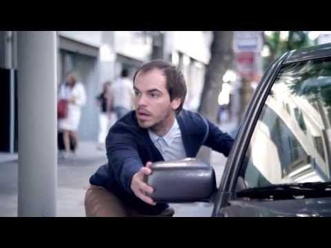 43 best creative advertising images on pinterest - Espejo coche bebe carrefour ...