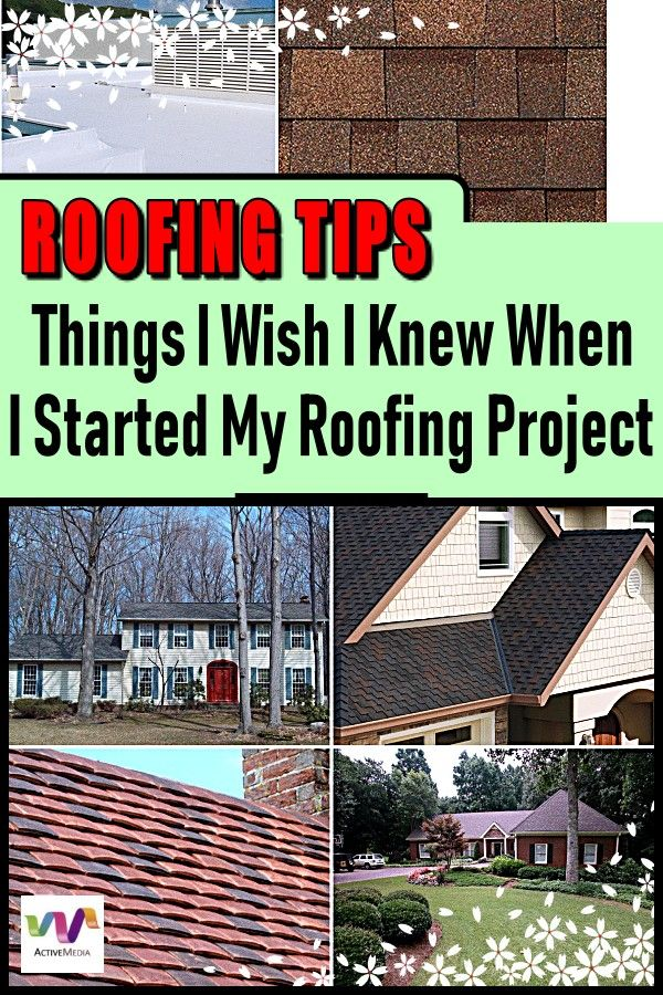 Handle The Roof On Your Home Like A Pro With These Tips Roofing Cool Roof Tips
