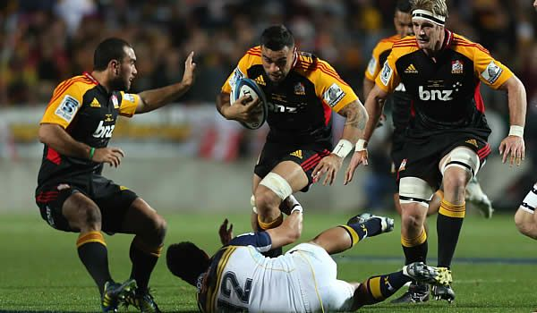 Super Rugby 2013 Final: CHIEFS win back to back Super Rugby titles