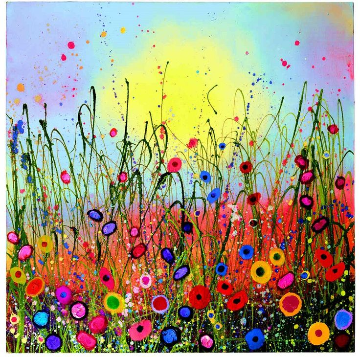 Your love shines - Yvonne Coomber Print