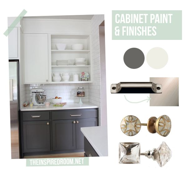 Kitchen Cabinet Colors Before After Kitchen Cabinet Paintgrey Kitchen Cabinetsupper Cabinetsantique White
