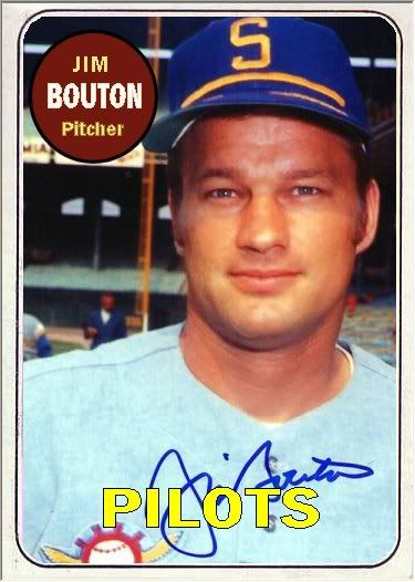 Image result for jim bouton seattle pilots images