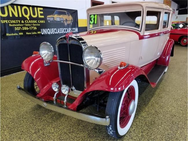 1931 Willys Overland Jeepster In Mankato Minnesota Willys
