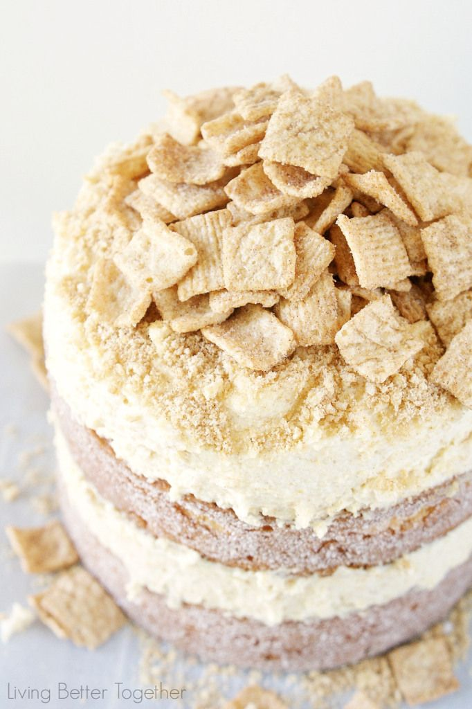 Cinnamon Toast Crunch Cake   Living Better Together