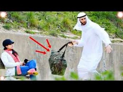 Arab bomb prank video #pranks #funny #prank #comedy #jokes #lol #banter