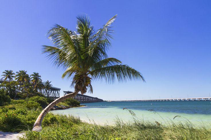 Der Bahia Honda Beach